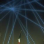"Rafael Lozano-Hemmer - Project ""Vectorial Elevation"""